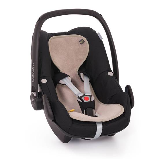 Picture of AirLayer car seat layer Gr.0 Sand Beige