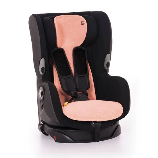 Picture of AirLayer car seat layer Gr.1 Rosa Flamingo