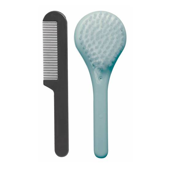 Picture of Brush and comb Silt Green