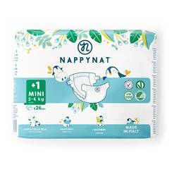 Picture of Eco Diapers MINI TG 1+ (26 pannolini 2/6kg)
