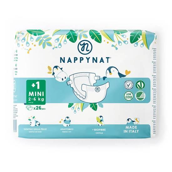 Picture of Eco Diapers MINI TG 1+ (26 pannolini 2/6kg)