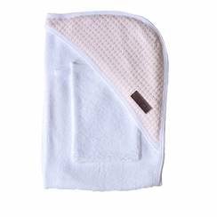 Picture of Hooded Towel DUO SOFT STONE