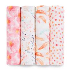 Picture of Swaddle Classic Petal blooms (pack 4)
