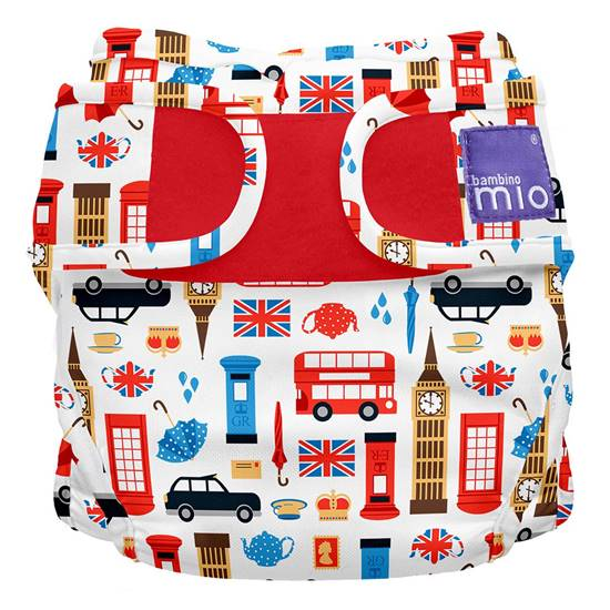 Picture of MIOSOFT Nappy Cover size 2 Great Britain