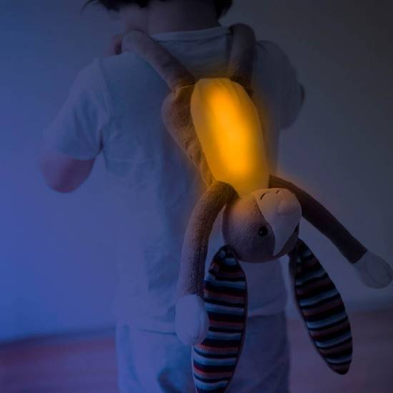 BO Peluche con Luce Notturna