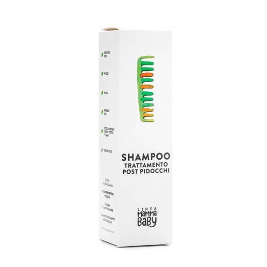 SHAMPOO TRATTAMENTO POST PIDOCCHI 200 ml