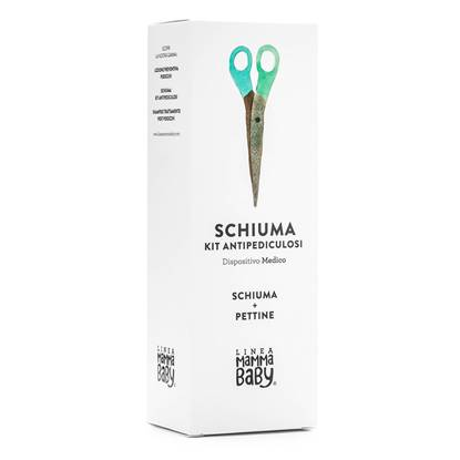 SCHIUMA KIT ANTIPEDICULOSI 150 ml