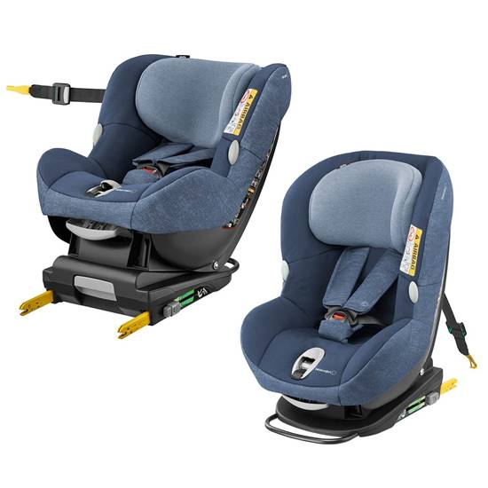 Picture of MiloFix Group 0+/1 Car Seat Nomad Blue