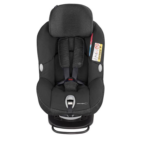 Picture of MiloFix Group 0+/1 Car Seat Nomad Black
