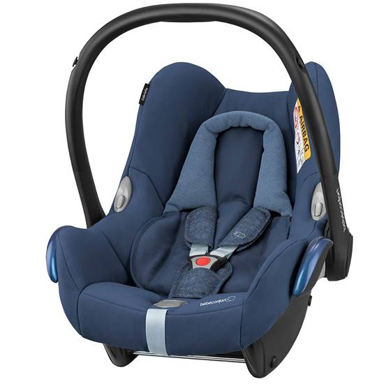 Picture of Cabriofix Group 0+ Car Seat Nomad Blue