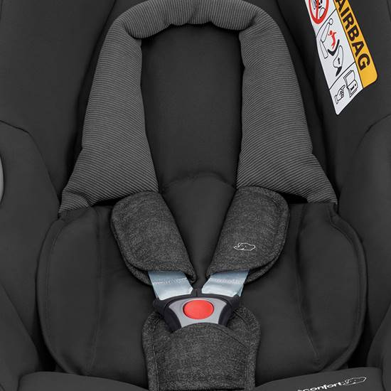 Picture of Cabriofix Group 0+ Car Seat Nomad Black