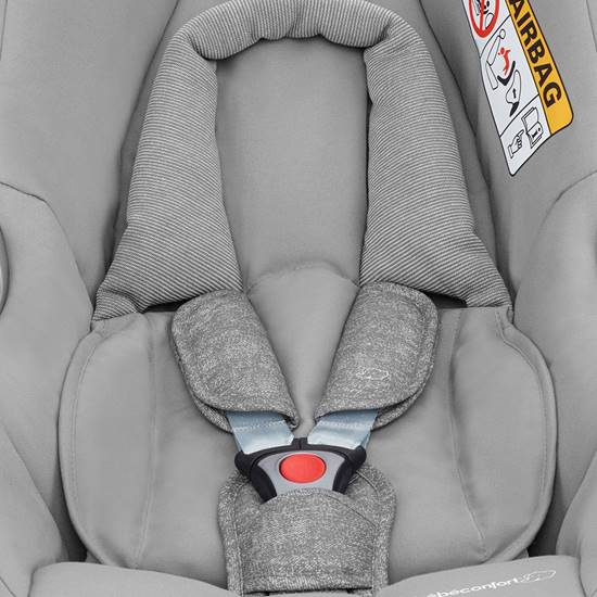 Picture of Cabriofix Group 0+ Car Seat Nomad Grey