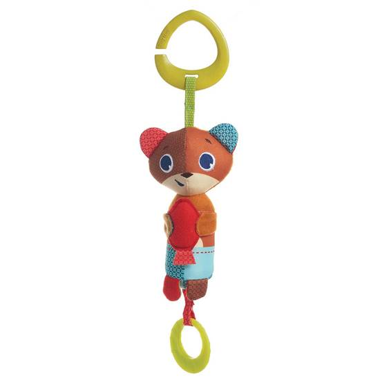 Picture of Wind Chime Isac Bear On the Go Toy