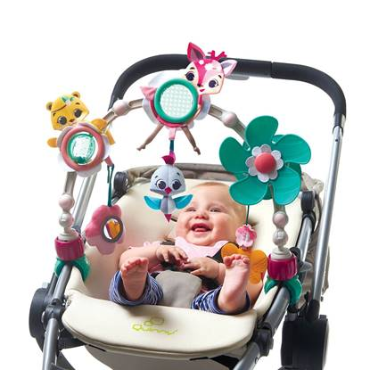 Picture of Tiny Princess Musical Nature Stroll Activity Arch