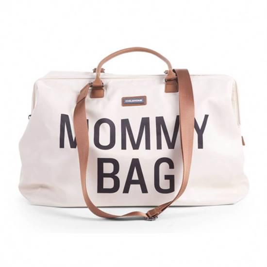 Borsa Fasciatoio Mommy Bag Off White
