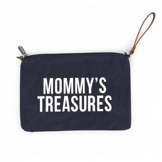 Picture of Mommy Treasures Clutch Navy