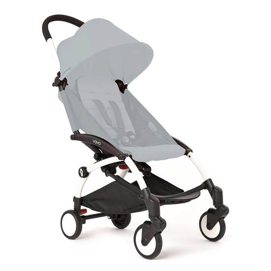 Picture of Yoyo+ stroller frame white
