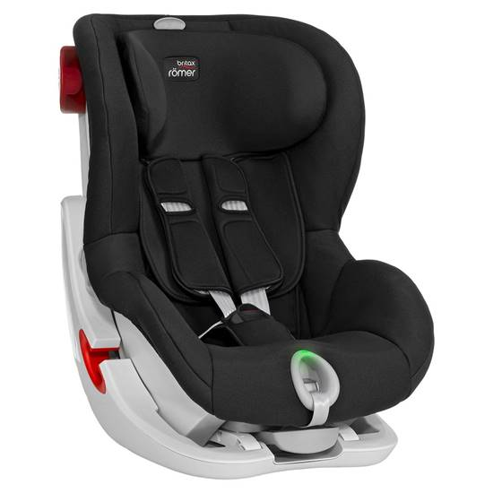 Picture of Car Seat group 1 King II LS Cosmos Black