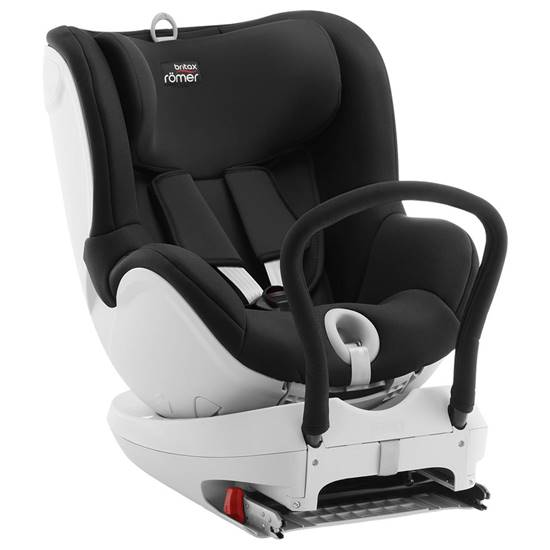 Picture of Car Seat group 0+/1 Dualfix Cosmos Black