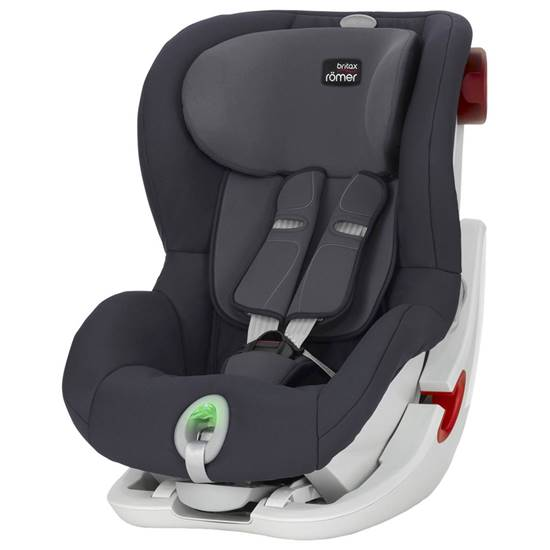 Picture of Car Seat group 1 King II LS Storm Grey