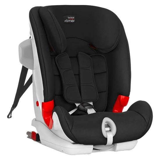 Picture of Car Seat group 1/2/3 Advansafix III Sict Cosmos Black