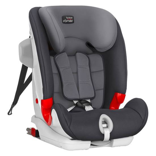 Picture of Car Seat group 1/2/3 Advansafix III Sict Storm gruppo ey