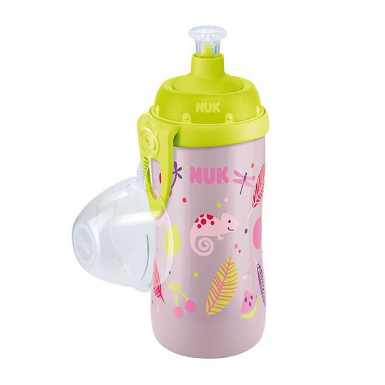 Tazza First Choice Junior con beccuccio 300 ml rosa