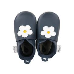 Picture of Soft Sole Navy Daisy