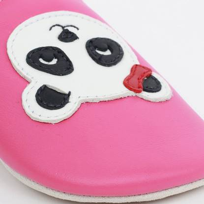 Picture of Soft Sole Panda Rosa