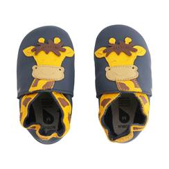 Picture of Soft Sole Giraffa Navy