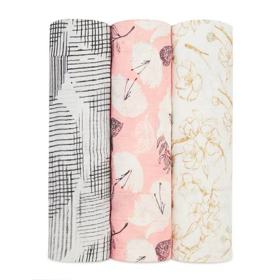 set-3-copertine-swaddle-silky-soft-pretty-petals-0