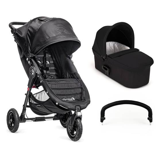 DUO CITY MINI GT Black/Black