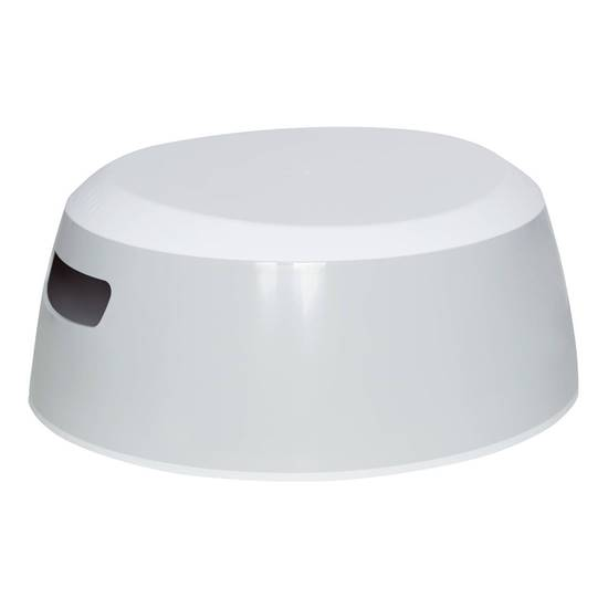 Sgabellino Light Grey