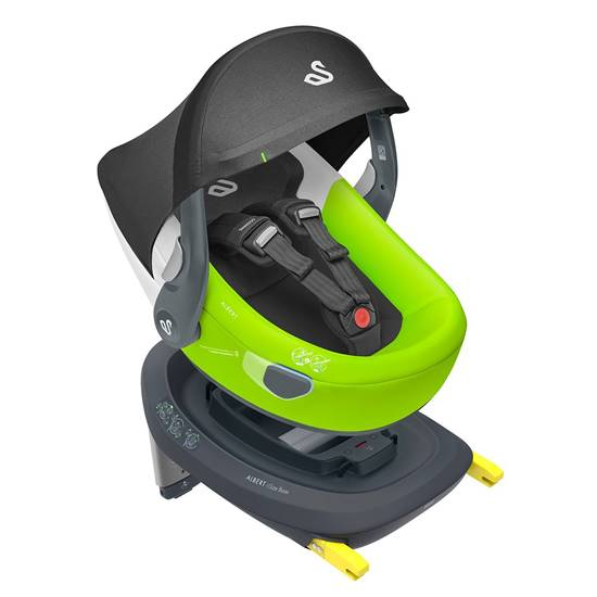 Picture of Albert I-Size car seat Green White