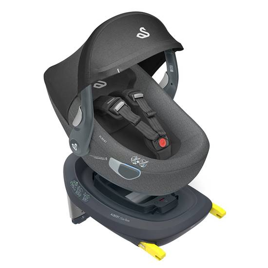 Picture of Albert I-Size car seat Gray