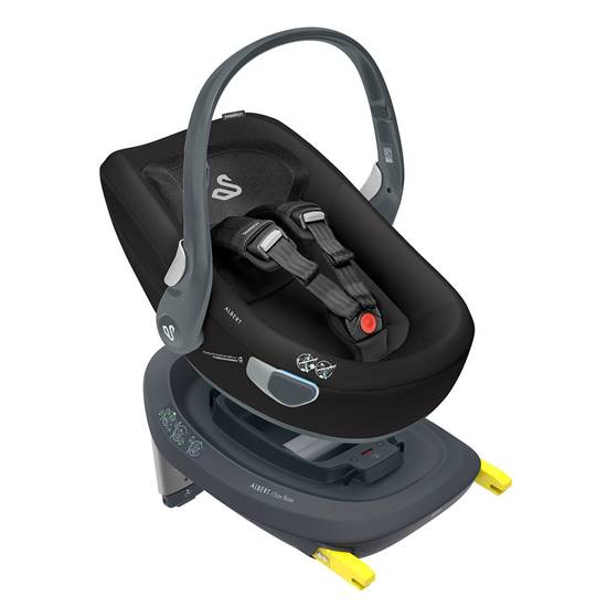 Picture of Albert I-Size car seat Black