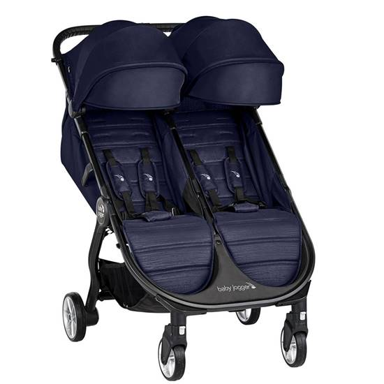 Picture of CityTour2 Double Stroller Seacrest