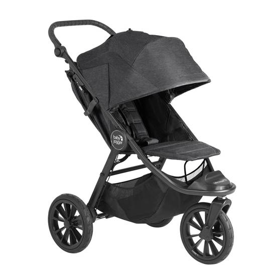 Picture of City Elite2 Stroller Granite
