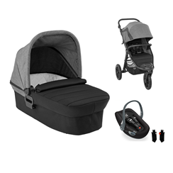 Picture of 3 in 1 Pram System City Elite2 Barre Collection