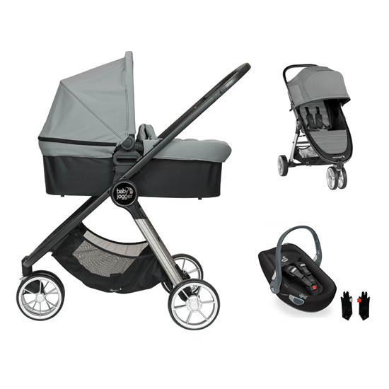 Picture of 3 in 1 Pram System City Mini2 3 wheels Slate